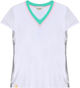 Monreal London Mesh Sleeved T-Shirt