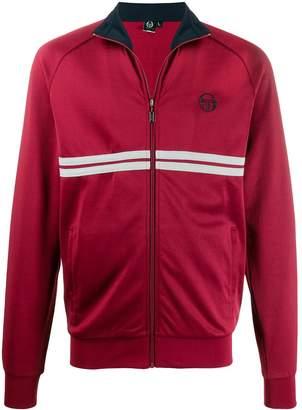 Sergio Tacchini stripe detail jacket
