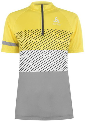 Odlo Womens Active Short Sleeve Jersey