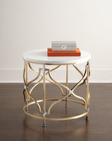 Horchow Althea Side Table