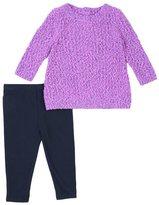 Splendid Baby Girl Popcorn Sweater Set