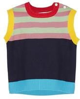 Margherita Infant Girl's Stripe Knit Vest