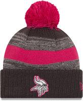 New Era Minnesota Vikings BCA Sport Knit Hat