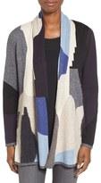 Nic+Zoe Women's Overlands Mixed Knit Cardigan