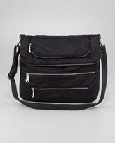 Co-Lab by Christopher Kon Haylee Zip Crossbody Bag, Black