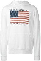Ralph Lauren U.S flag hoodie