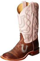 Tony Lama Women's Worn Goat-TC1010L Western Boot