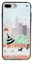 Kate Spade jeweled shopper iPhone 7/8 & 7/8 Plus case