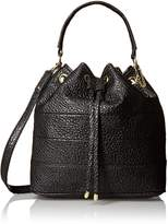 Rosetti Cassandra Drawstring Bucket Cross Body Bag