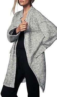 b new york Recycled Boxy Yoke Jacket