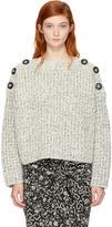Isabel Marant Grey Free Sweater