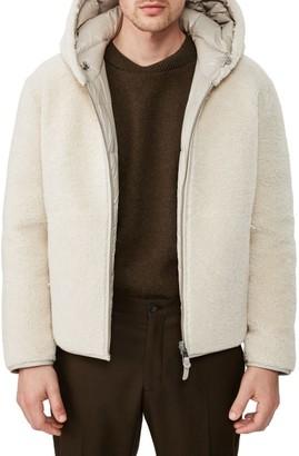 Mackage Bryce Reversible Down-Filled Sheepskin Jacket