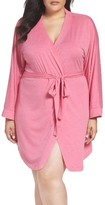 Honeydew Intimates Plus Size Women's Jersey Robe