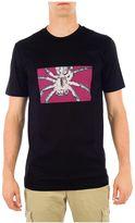 Lanvin Black Cotton T-shirt