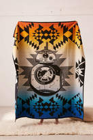 Pendleton Limited Edition Star Wars The Force Awakens BB-8 Throw Blanket