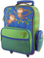 Stephen Joseph Rolling Luggage, Blue