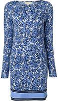 MICHAEL Michael Kors floral print shift dress