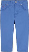 Ralph Lauren Varick cotton trousers 3-24 months