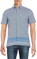 Ben Sherman Gingham Cotton Sportshirt