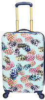 "Jessica Simpson Pineapple 21"" Carry-On Spinner"