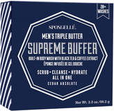 Spongelle Men's Supreme Buffer - Cedar Absolute