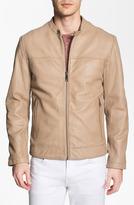 Andrew Marc New York 'Grant' Moto Jacket