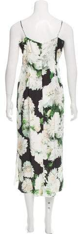 ADAM by Adam Lippes Floral Maxi Dress