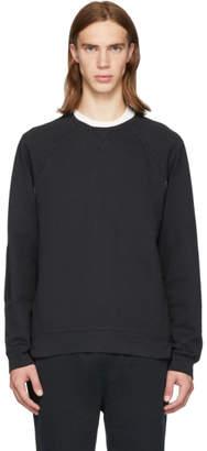 Frame Black Faded Service Sweatshirt
