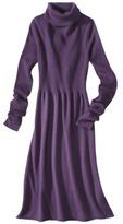 Merona Women's Turtleneck Sweater Dress - Assorted Colors