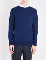 Richard James Ribbed knitted wool jumper