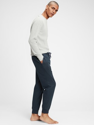 Gap Flannel Joggers