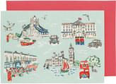 Cath Kidston London Town Greetings Card