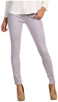 AG Adriano Goldschmied The Legging Ankle Twill (Pigment Lilac) - Apparel
