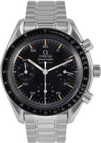 OMEGA Omega Pre-Owned Speedmaster Reduced Date Black Dial Stainless Steel Mens Watch Ref 3510.50
