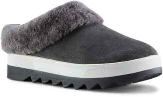 Cougar Pronya Genuine Shearling Slide
