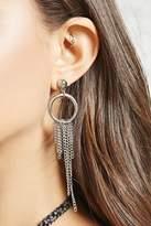 Forever 21 Chain Drop Earrings