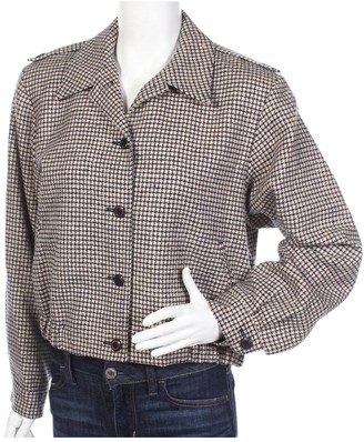 Pendleton Multicolour Wool Jacket for Women
