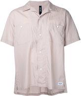 Factotum short sleeve open collar shirt