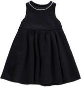 Marni Button Back Pinafore Dress