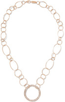 Ippolita Glamazon® Stardust 18-karat Rose Gold Diamond Necklace - one size