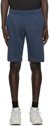 adidas Blue Lock Up Shorts