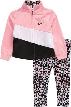 Nike Rebel Prep Track Jacket & Leggings Set