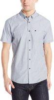 Quiksilver Men's Wilsden Short Sleeve Shirt