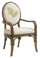 Tommy Bahama Bali Hai Upholstered Dining Arm Chair Home