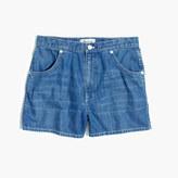 Madewell Westside Jean Shorts