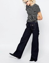 Monki Flared Jeans