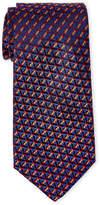 Missoni Geo Print Silk Tie