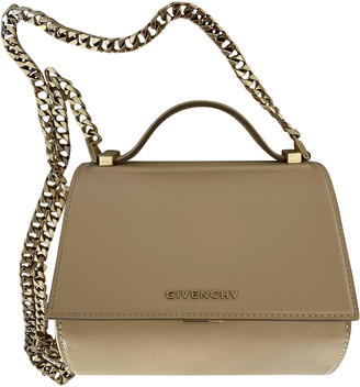 Givenchy Pandora Box Pink Patent leather Clutch bags