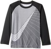 Nike Swoosh Dri-FIT Raglan Tee Boy's Clothing