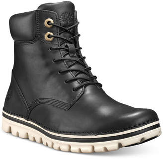 Timberland Women Brookton Lace-Up Leather Boots, Women Shoes